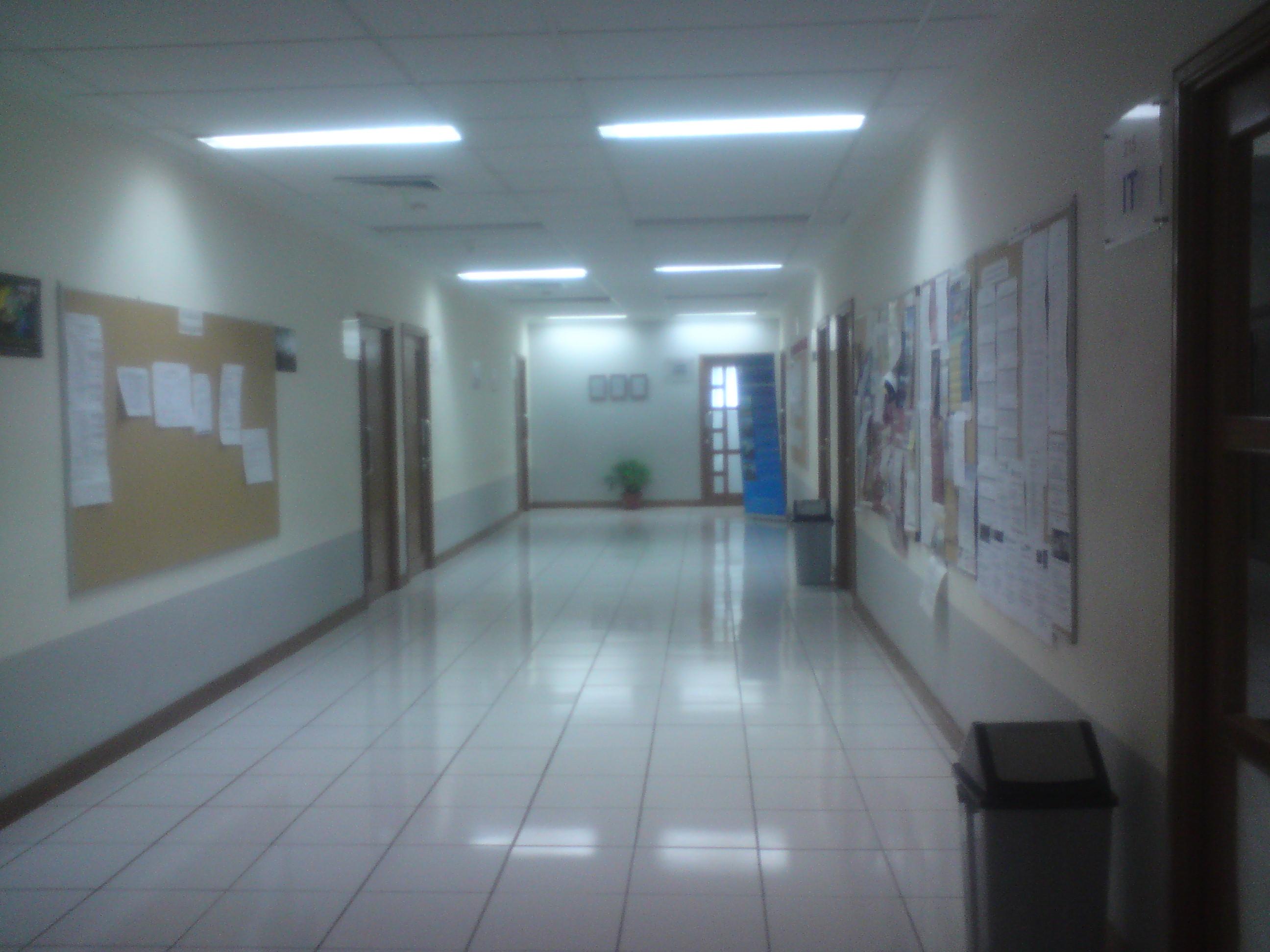 lorong kampus | Sugiantomann's Blog